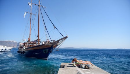 Armeni Santorini Restaurant 15