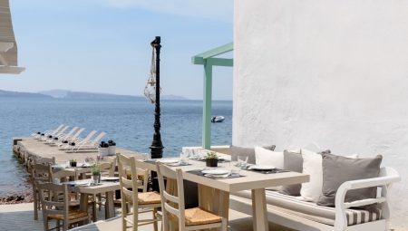 Armeni Santorini Restaurant 17