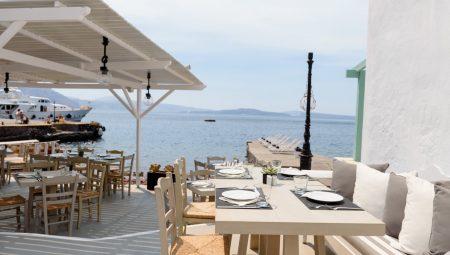 Armeni Santorini Restaurant 4
