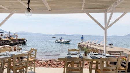 Armeni Santorini Restaurant 6
