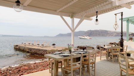 Armeni Santorini Restaurant 8